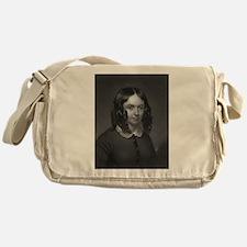 elizabeth barrett browning Messenger Bag