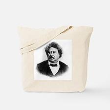 alexandre dumas Tote Bag