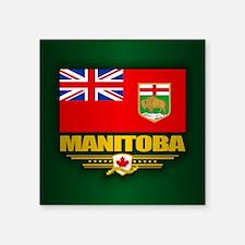 Manitoba Flag Sticker