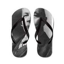 arthur conan doyle Flip Flops