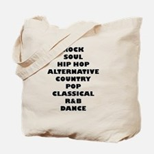 Unique Alternative hip hop Tote Bag