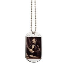 charles,dickens Dog Tags