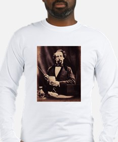 charles,dickens Long Sleeve T-Shirt