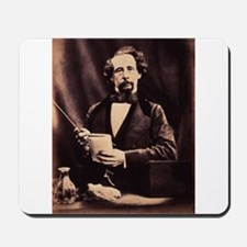 charles,dickens Mousepad