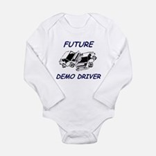 Cute Nascar drivers Long Sleeve Infant Bodysuit