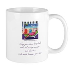 Sand Between your Toes Mug