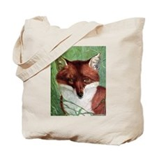 fox1017 Tote Bag