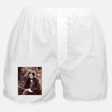lewis carroll Boxer Shorts