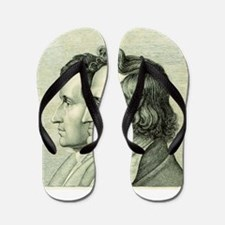 the brothers grimm Flip Flops