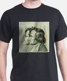 the brothers grimm T-Shirt
