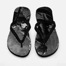 louisa may alcott Flip Flops