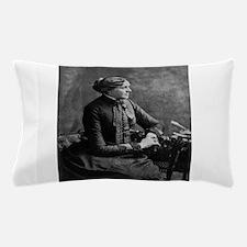 louisa may alcott Pillow Case