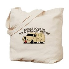 Dumb And Dumber Shaggin Wagon Tote Bag