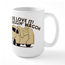 Dumb And Dumber Shaggin Wagon Mugs