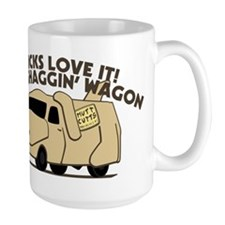 Dumb And Dumber Shaggin Wagon Mugs