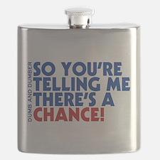Cute Pop culture Flask