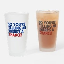 Cute Quote Drinking Glass