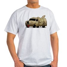 Vintage Mutt Cutts Van Dumb And Dumber T-Shirt