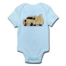 Mutt Cutts Van Dumb And Dumber Body Suit