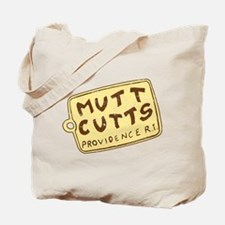 Mutt Cutts Dumb And Dumber Tote Bag