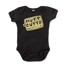 Mutt Cutts Dumb And Dumber Baby Bodysuit