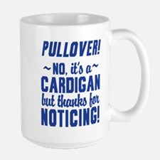 Its A Cardigan Dumb And Dumber Mugs