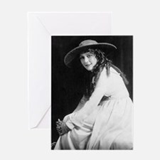 mary pickford Greeting Cards