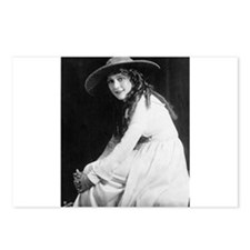 mary pickford Postcards (Package of 8)
