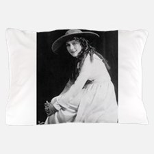 mary pickford Pillow Case