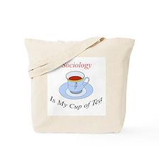 Sociology is my cup of tea Tote Bag