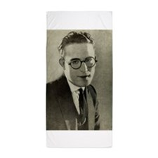 harold lloyd Beach Towel