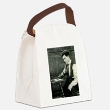 buster,keaton Canvas Lunch Bag