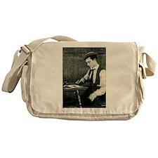 buster,keaton Messenger Bag
