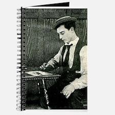buster,keaton Journal