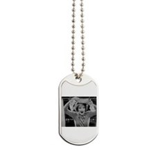 clara bow Dog Tags