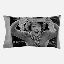 clara bow Pillow Case