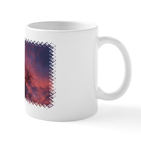 Skies on Fire Mug