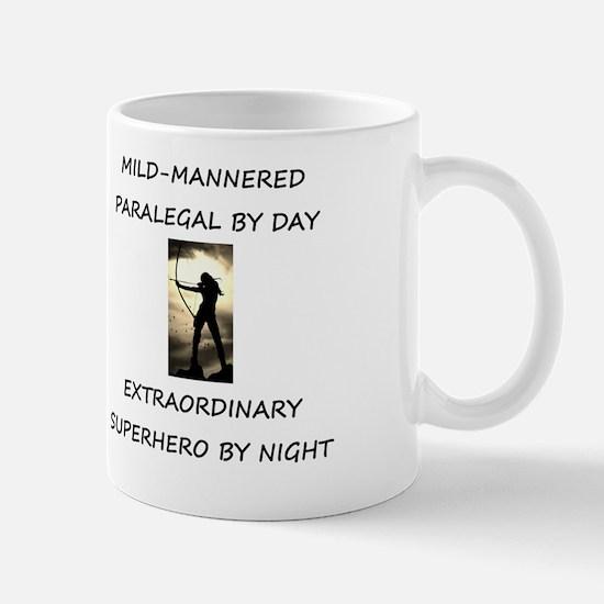 Paralegal Superhero Mug