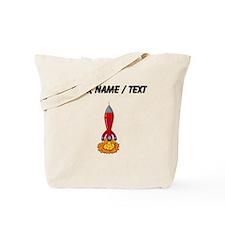 Blast Off (Custom) Tote Bag
