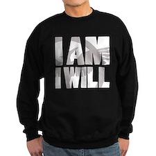 Mockingjay - I Am. I Will. Sweatshirt