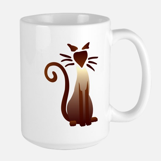 Sleek Sam Large Mug