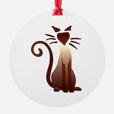 Sleek Sam Ornament