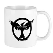Fire Burns Brightest in the Darkness Mug
