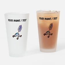 Lunar Rover (Custom) Drinking Glass