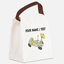 Lunar Rover (Custom) Canvas Lunch Bag