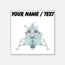 Lunar Module (Custom) Sticker