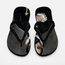 el greco Flip Flops