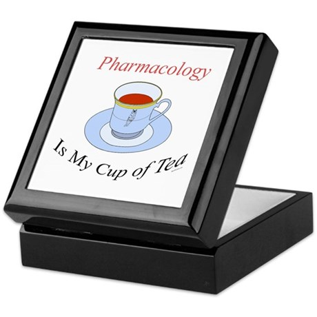 Pharmacology is my cup of tea Keepsake Box