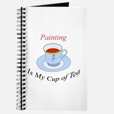 Painting is my cup of tea Journal