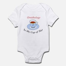 Ornithology is my cup of tea Infant Creeper